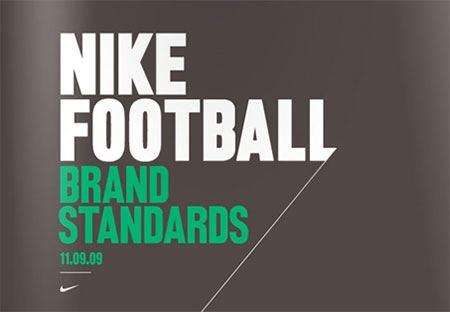 Brand book брендбук Nike Найк